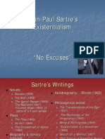 Jean-Paul Sartre Ppt