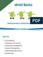 Android Basics