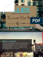 miLES - Reinvent Your Hood
