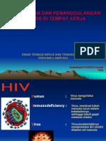 Pencegahan Hiv Aids Di Tempat Kerja