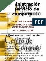 Administracic3b3n de Servicio de Computo1