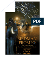 Birdman From Io Synopsis Companion