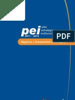 PEI n2011 2015, Hace Mención a una Reestructuración