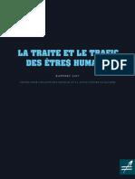 Rapport 2007 Traite