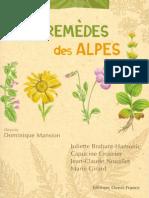 Vieux Remedes - Fleurs - Plantes