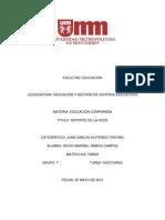 reporte OCDE