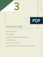 33 Sales Plan