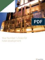 Hilton Worldwide Portfolio Brochure