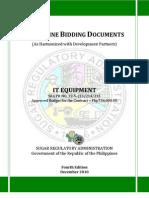 PBD IT Equipment