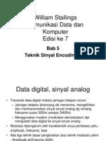 Teknik Encoding Sinyal 2