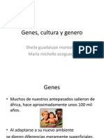 Genes, Cultura y Genero