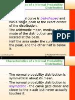 Normal Distribution b
