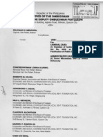 Feliciano Complaint PDF