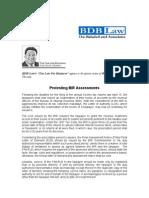 141.Protesting BIR Assessments.dds.04.29.2010