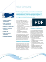 Cloud Computing Maturity Model Description