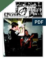 Criminal Behavior Fanzine, Issue #8