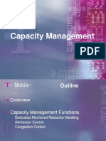 Capacity Managment