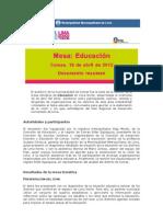 Mesa Educación LN final web