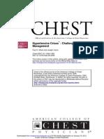 Crisis Hipertensiva CHEST 2007 PDF