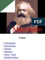 Comunicacion Marxismo