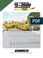 Ps2600 Brochure