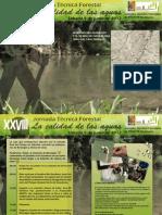 XXVIII Jornada Técnica Forestal de PROFOR