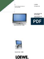 Service Manual Xelos l2710 v2k 20071126kl