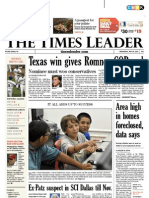 Times Leader 05-30-2012
