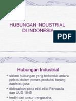 Hukum an a - Hubungan Industrial