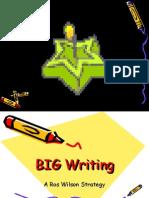 Big Writing Power Point