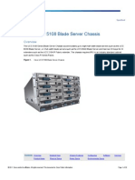 UCS 5108 Blade Server Chassis Spec Sheet (May 2011, 20 Pages)