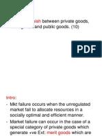 Market Failure Q2
