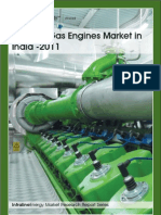 Diesel Gas Engines Mkt India 2011