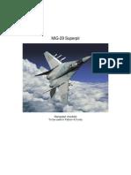 MiG29rampstart