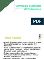 Lembaga Yudikatif Di Indonesia