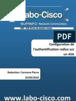 ConfigurationDeLauthentificationRadiusSurUnASA