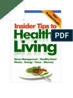 Healthy Living eBook