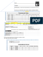 Practica 07 Excel 2010