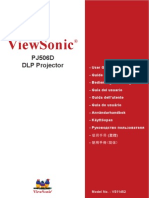 ViewSonic PJ506D Projector User Guide - Projector_manual_3541