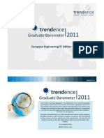 Graduate Barometer Europe 2011 Engineering IT Edition