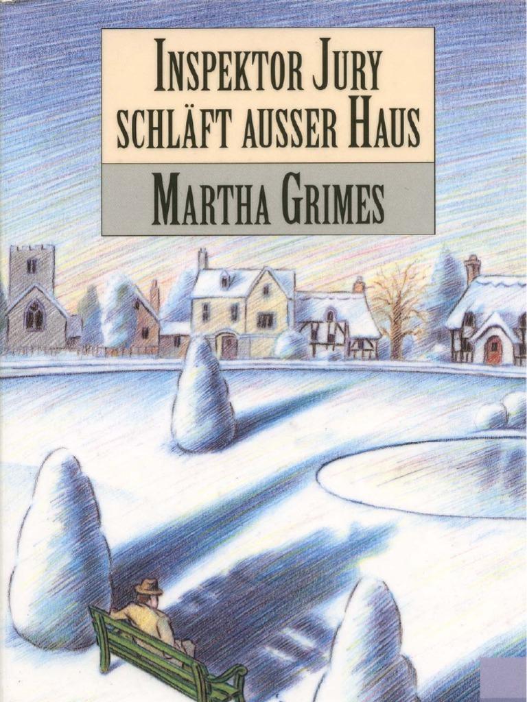 Grimes, Martha - Inspektor Jury schläft außer Haus