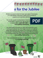Jubilee Waste Flyer