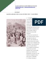 Questões Escravidão no Brasil-por-leandro-villela-de-azevedo