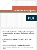 Ethics in Marketplace