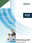 Erp Studie 2012 - Enterprise Resource Planning Software Systeme