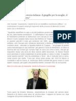 Pantelleria Una Storia Italiana Di Mafia e Di Corruzione