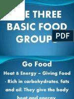 Hele 3basic Food Group.