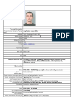 CV en Naiden