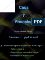 Fractal y Caos