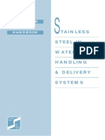 Stainless Steel for Water Handling